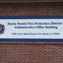 Iberia Parish Fire District #1 Admin Building – New Iberia, Louisiana